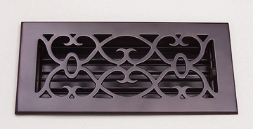 Oil Rubbed Bronze Vent Covers Oil Rubbed Bronze Floor