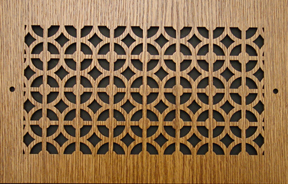 Laser Cut Grilles Custom Wood Grilles Atlanta Supply Co