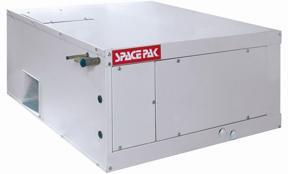 Atlanta Supply Spacepak High Velocity Air Conditioning